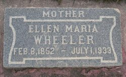 Ellen Maria <I>Child</I> Wheeler