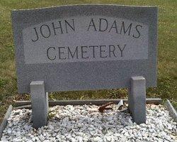 John Adams Cemetery