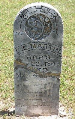 C.E Martin