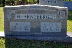 Gladys White <I>Hearnsberger</I> Adair