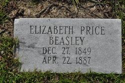Elizabeth <I>Price</I> Beasley