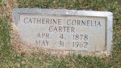 Catherine Cornelia Carter
