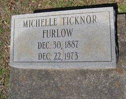 Michelle Cutliff <I>Ticknor</I> Furlow