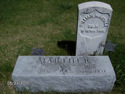 William A. <I>Mather</I> Marther