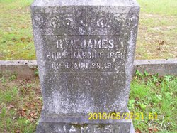 George Washington James