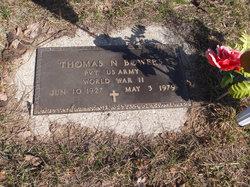 Thomas Nathan Bowers, Sr