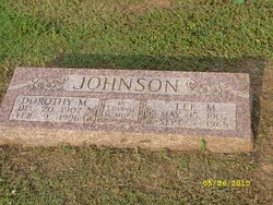 Dorothy Mae <I>Padgham</I> Johnson