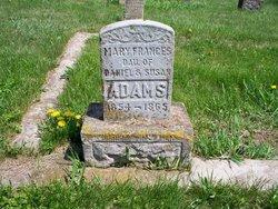 Mary Frances Adams
