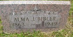 Alma Jane <I>Vanness</I> Bibler