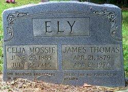 Celia Mossie <I>Billingsley</I> Ely