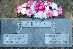 "James Nepolian ""Nep"" Green"