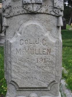 Col John Cornelius McMullen