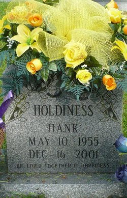Hank Holdiness