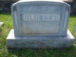 Mary Florence <I>Griffith</I> Slusher