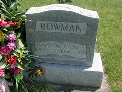 Edgar Earl Bowman