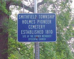 Holmes Pioneer Cemetery