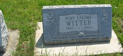 Ruby Salome Witter