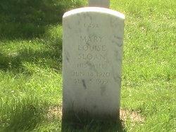 Mary Louise Sloan