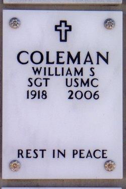 William S. Coleman