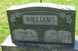 Hazel L. <I>Heil</I> Williams