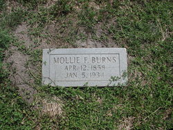 Mollie Frank <I>Alexander</I> Burns