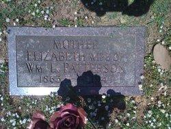 Elizabeth <I>Smith</I> Patterson
