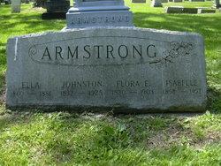 Johnston Armstrong