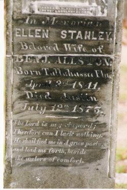 Ellen Stanley <I>Robinson</I> Allston