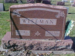 Edna Mae <I>Hinshaw</I> Davis Wiseman