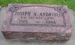 Joseph A. Andriolo