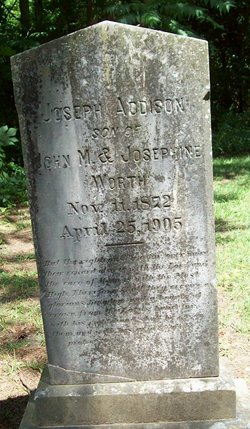 Joseph Addison Worth