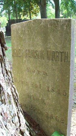 James Madison Worth