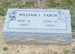 William Ivor Tabor