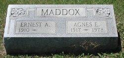 Agnes Elizabeth <I>Fagyal</I> Maddox