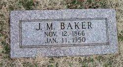 Jeremiah Marcus Baker