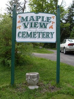 Maple View Cemetery