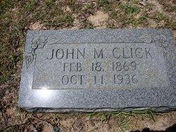 John Mack Click, Sr