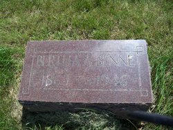 Bertha Alvene <I>Gravelle</I> Benne