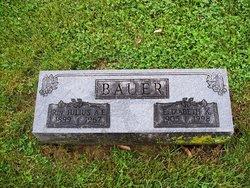 Rev Julius A.E. Bauer