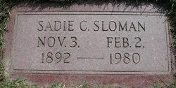 Sadie Cecile <I>Spring</I> Sloman