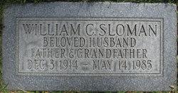 William C Sloman