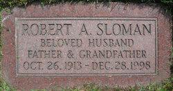 Robert Adolph Sloman