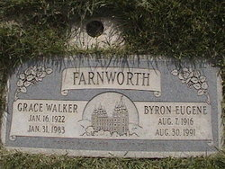 Grace <I>Walker</I> Farnworth