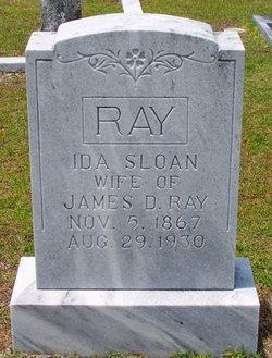 Ida <I>Sloan</I> Ray