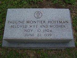 Pauline Arcelea <I>Montier</I> Hoffman