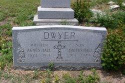 "Agnes ""Aggie"" <I>Hall</I> Dwyer"