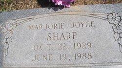 Marjorie Joyce Sharp