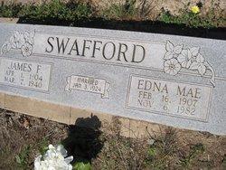 Edna Mae <I>Taylor</I> Swafford