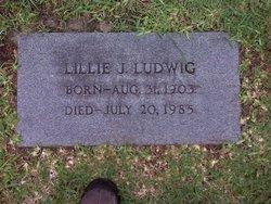 Lillie J Ludwig