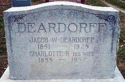 Jacob W. Deardorff